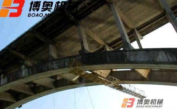 一种安全的桥梁高空作业平台