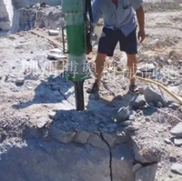 福建劈石机厂家供应专业破硬石头