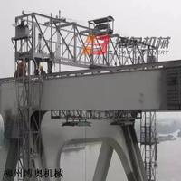 高铁桥上弦检查小车